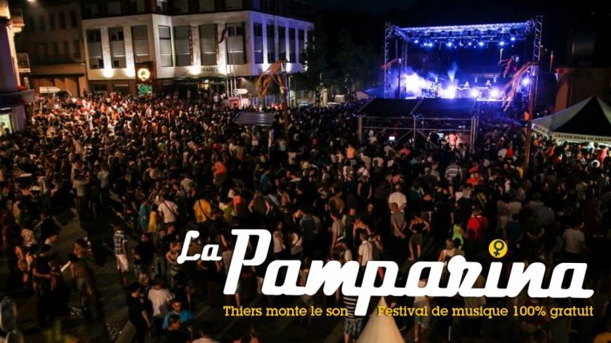 Thiers : Le bilan du Festival de La Pamparina qui s'est tenu ce week-end