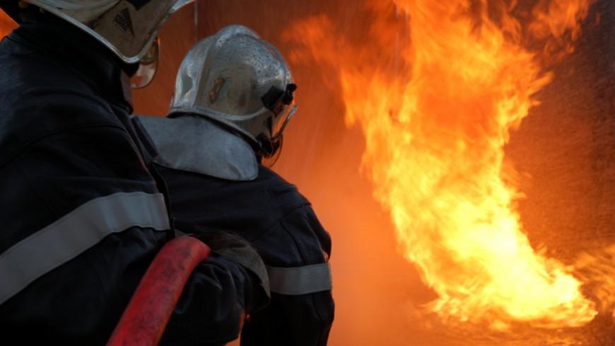 Saint-Flour : un incendie détruit en partie un garage