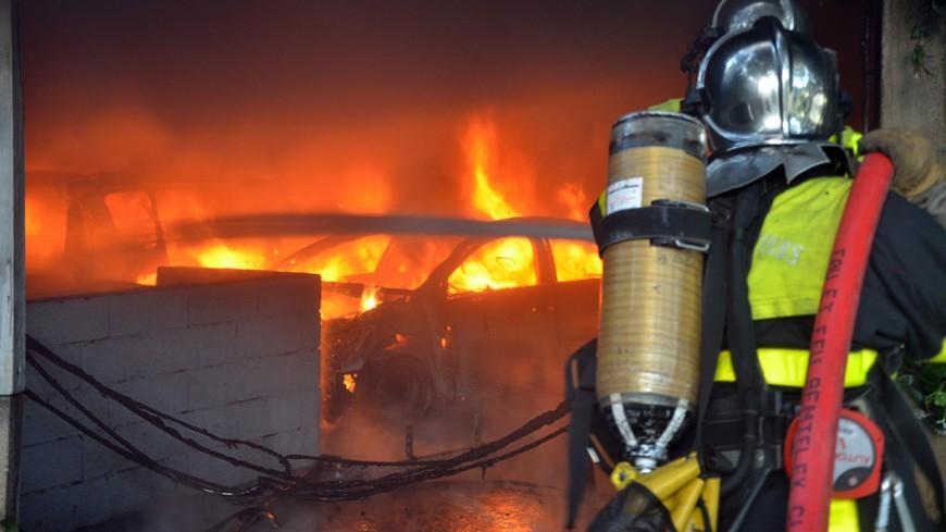 Aurillac : Deux incendies se sont déclarés dans deux parkings souterrains de la ville