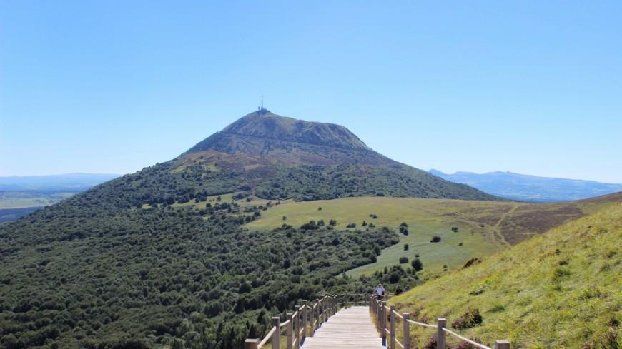 Puy-de-Dôme : rassemblement au sommet pour les gilets jaunes