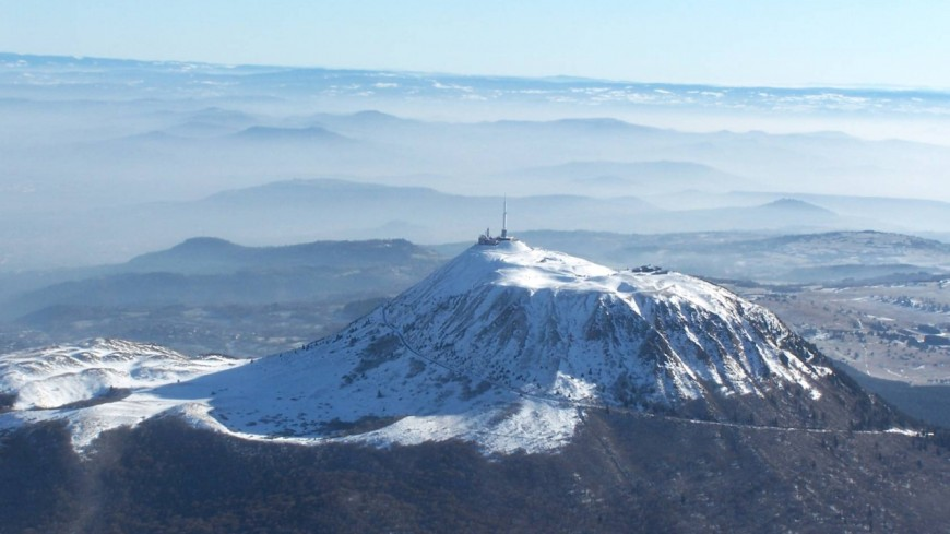 Puy-de-Dôme : rendez-vous au sommet pour les hivernales