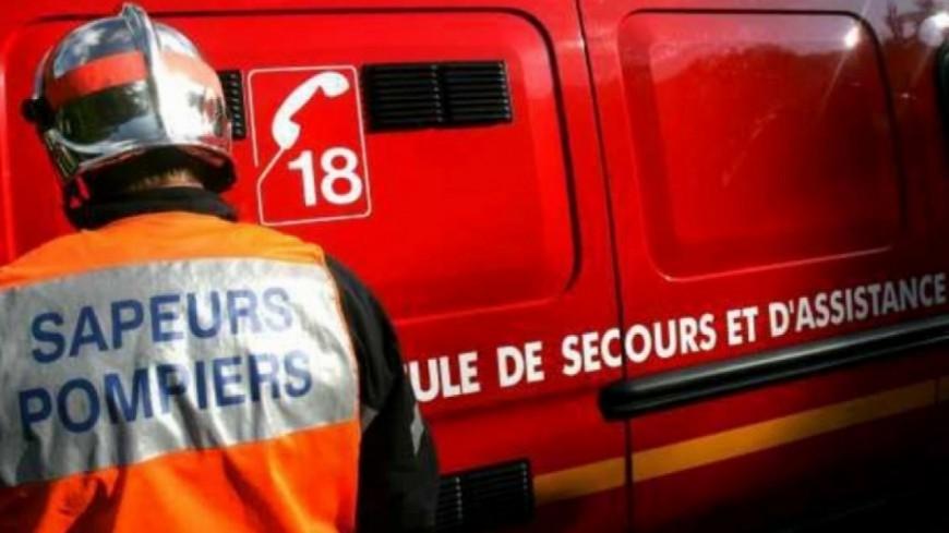 Cournon-d'Auvergne : des containers à déchets incendiés