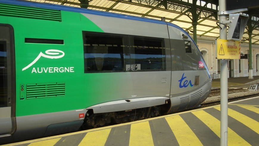 Opération anti-fraude à la Gare de Clermont-Ferrand