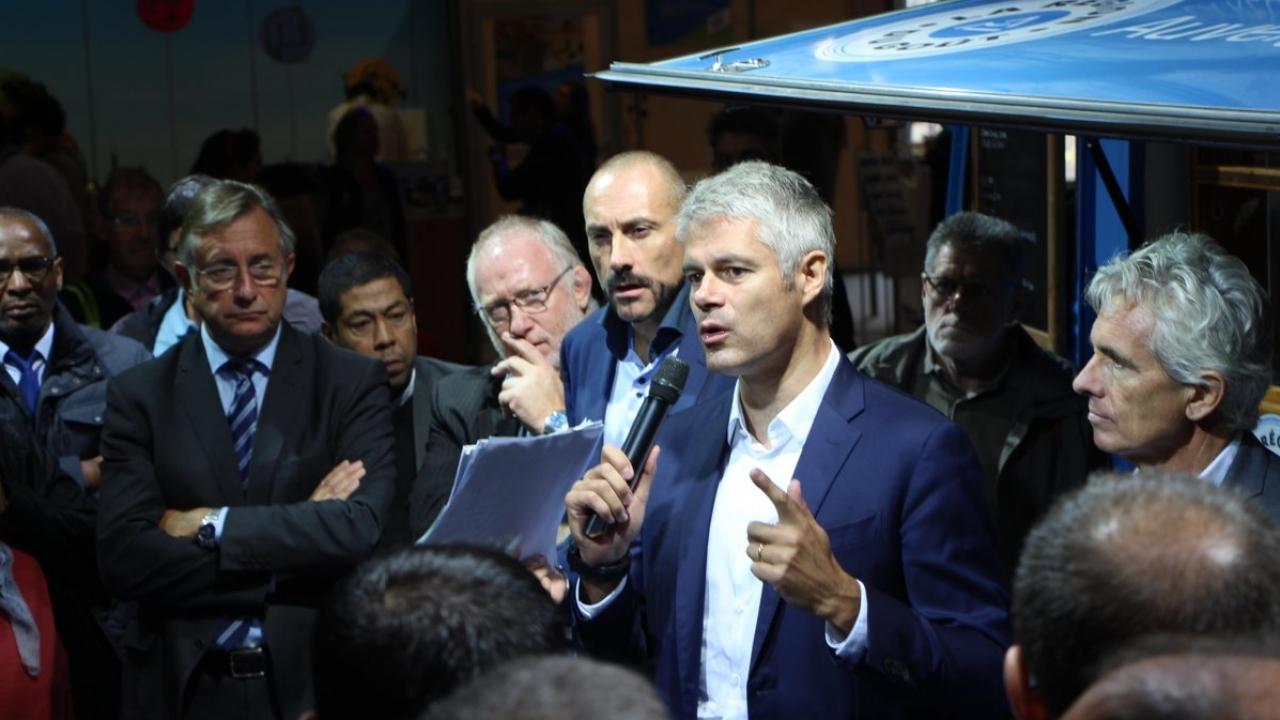 Clermont ferrand laurent wauquiez annonce l for Grand garage d auvergne clermont ferrand