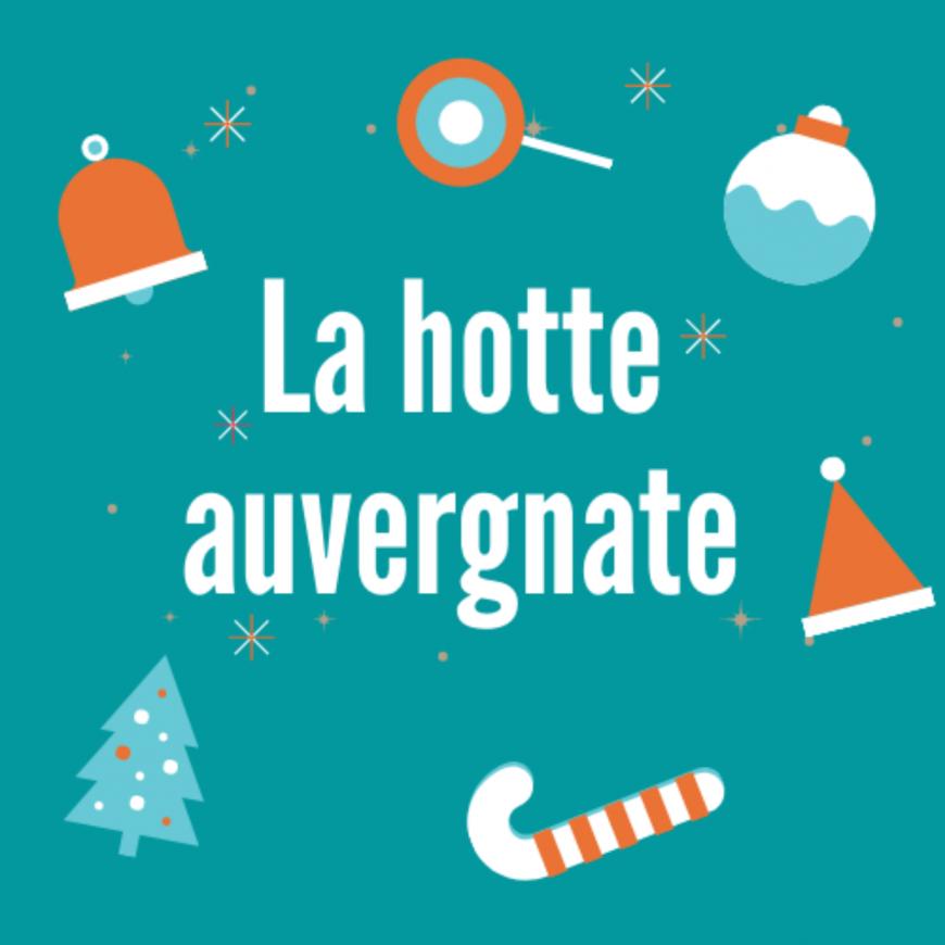La Hotte Auvergnate, un site pour faire son marché de noël en ligne tout en soutenant les producteurs locaux