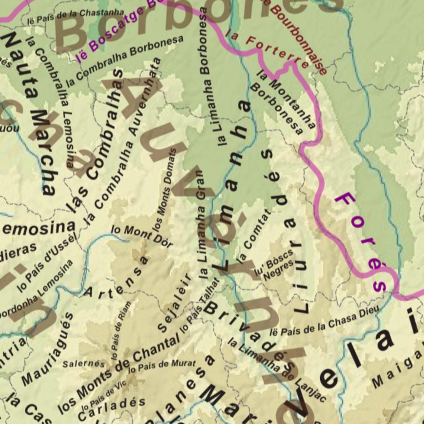 Faire vivre la langue régionale d'Auvergne pour conserver son patrimoine culturel