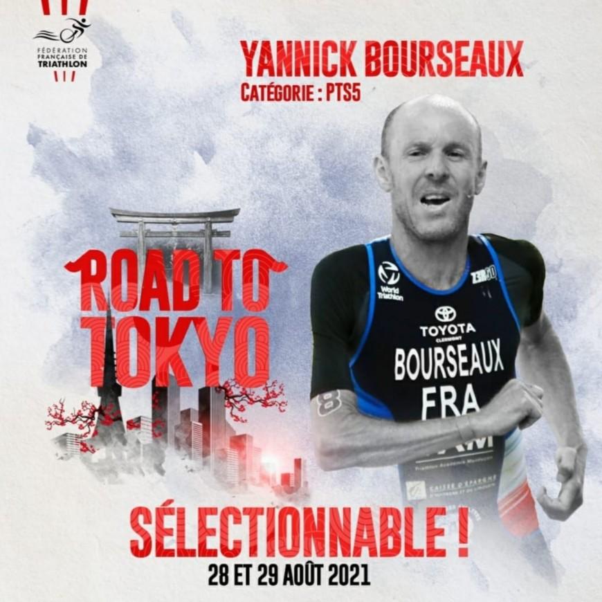 """TOKYO 2021 : """"C'est une fierté de représenter la France sur cette course des jeux paralympiques"""""""