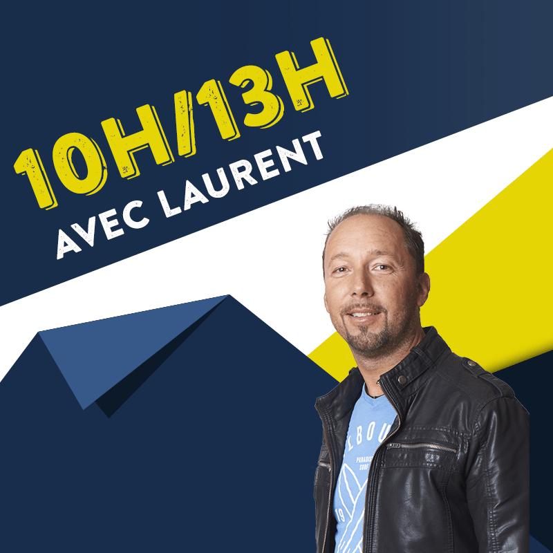 Le 10/13 avec Laurent