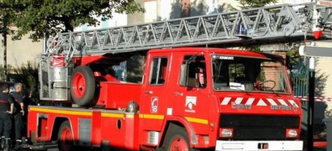 Clermont – Ferrand : un incendie s'est déclenché dans  la matinée dans le centre-ville.