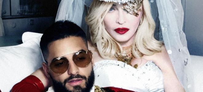 Madonna dévoile son nouveau titre !