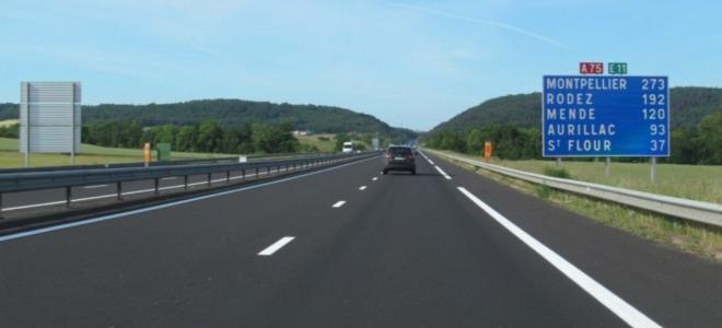 L'autoroute A75 entre Clermont-Ferrand et Le Crest fermée à la circulation