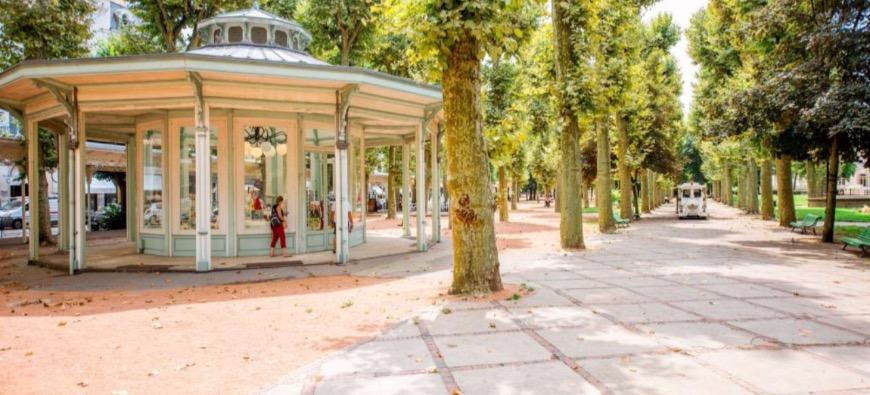 Vichy : Le parc des Sources va être modernisé !
