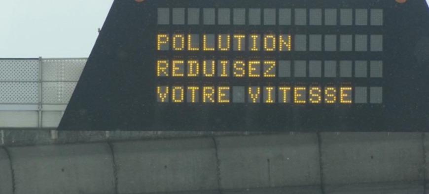 Puy-de-Dôme - Alerte pollution en raison de l'épisode Saharien