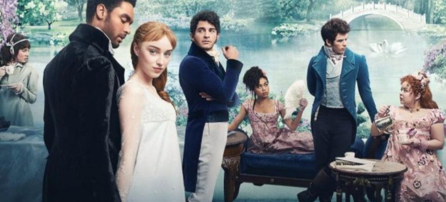 """La série """"La Chronique des Bridgerton"""" aura le droit à une saison 3 et 4"""