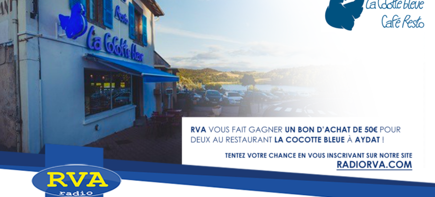 Gagnez un bon d'achat de 50€ à la Cocotte Bleue !