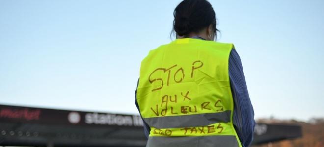 Allier : pompiers et gendarmes caillassés par des gilets jaunes