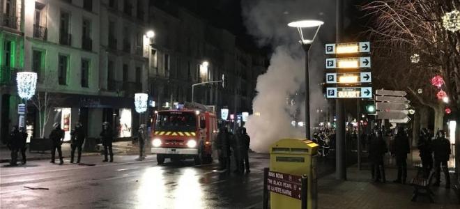 Le Puy-en-Velay : 5 manifestants interpellés chez les gilets jaunes