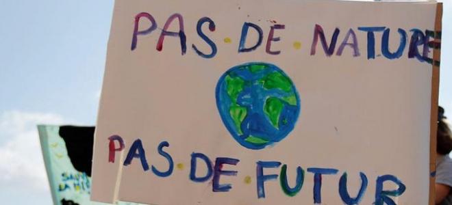 Clermont-Ferrand : 2 000 manifestants pour le climat