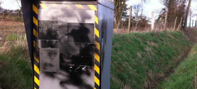 Cantal : 14 radars automatiques sur 15 sont hors service
